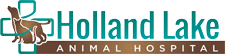 Vet in Weatherford | Holland Lake Animal Hospital Logo